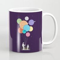 ilovedoodle Mugs featuring Papa by I Love Doodle