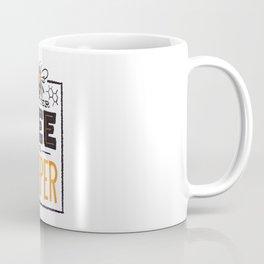 Better Bee A Keeper Coffee Mug