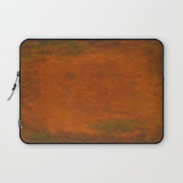 Weathered Copper Texture Laptop Sleeve