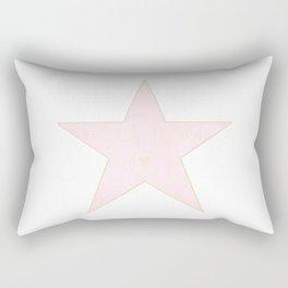 Audrey Hepburn Hollywood walk of fame Rectangular Pillow