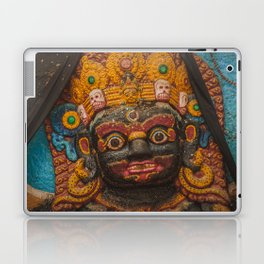 Temples and Architecture of Kathmandu City, Nepal 002 Laptop & iPad Skin