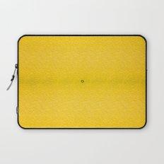 Splashy Lemon Laptop Sleeve