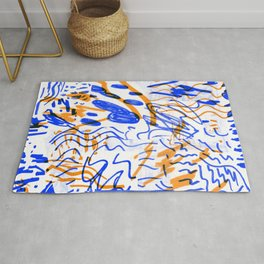 Rumours color Rug