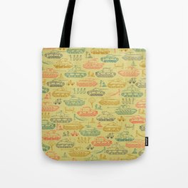 Tanks For Everything Tote Bag