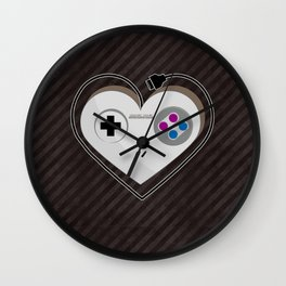 A Classic Love V.2 Wall Clock