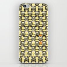 Be Different iPhone & iPod Skin