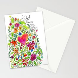 Joy in Your Smile Stationery Cards