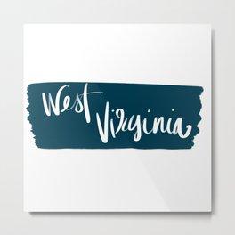 West Virginia Metal Print