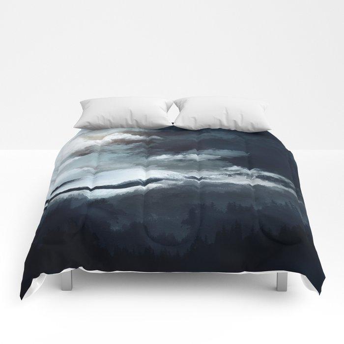 White mountains Comforters