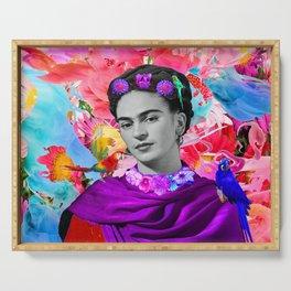 Freeda   Frida Kalho Serving Tray
