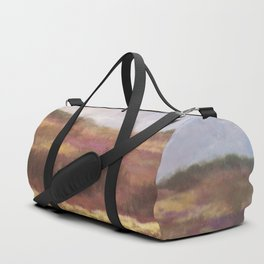 Field of Yellow AC151126a-12 Duffle Bag