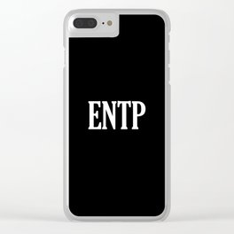 ENTP Clear iPhone Case
