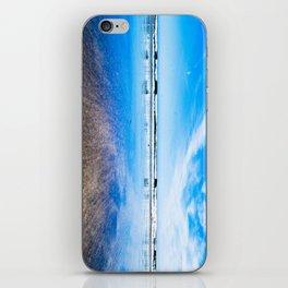 Waterford Blue iPhone Skin