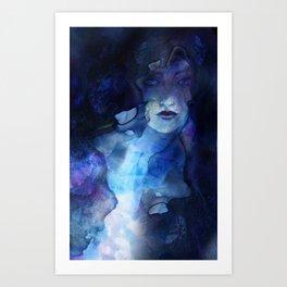 Frost Spirit Art Print