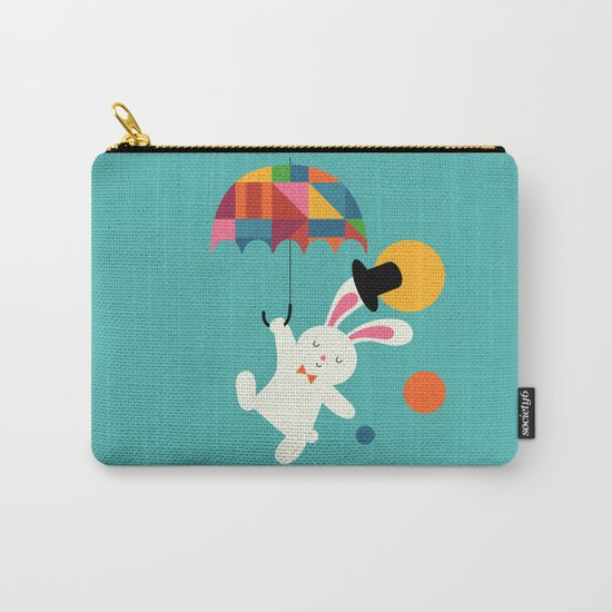 On the way to wonderland Carry-All Pouch