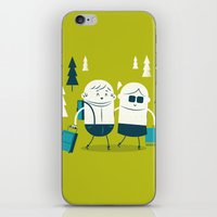 :::Excursion time::: iPhone & iPod Skin