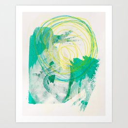 There You Are 1/4 Art Print