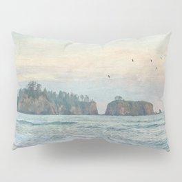 Sea Stacks  Pillow Sham