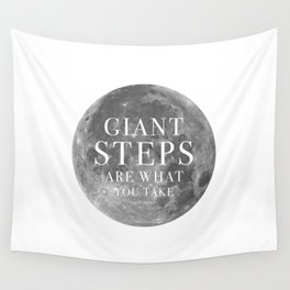 Giant steps | W&L004 Wall Tapestry