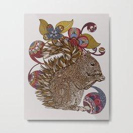 Emaline Metal Print