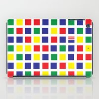 waldo iPad Cases featuring Square's Waldo by Jonah Makes Artstuff
