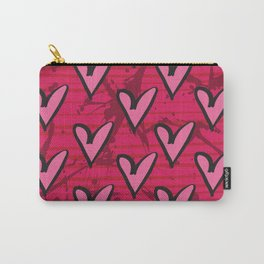 Joy 3 by Kathy Morton Stanion Carry-All Pouch