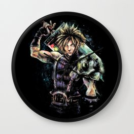 Hero of the Lifestream Wall Clock