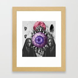 sire nebula of the east, the lobo war XIV Framed Art Print