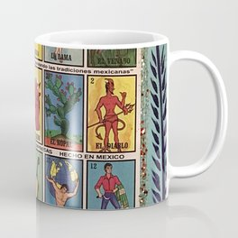 Mexican Bingo Loteria Coffee Mug