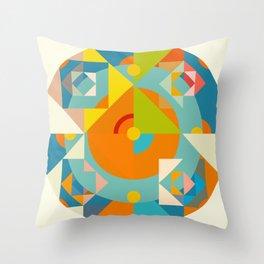 Canaima Throw Pillow