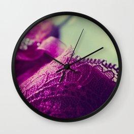 Seduce Me Wall Clock