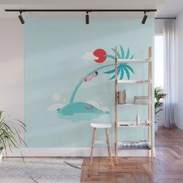 Holiday Wall Mural