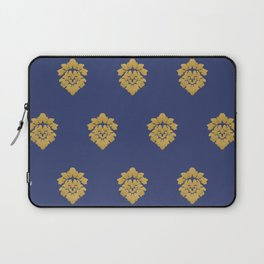 Free Marches (Blue) Laptop Sleeve