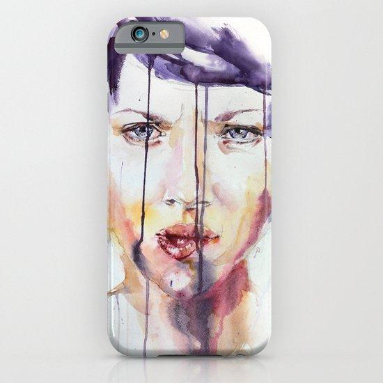 Portraint 1 iPhone & iPod Case