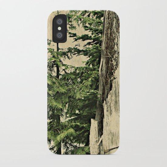 North by Northwest iPhone Case