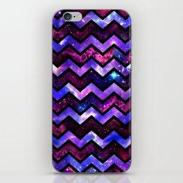 Galactic Chevron iPhone Skin