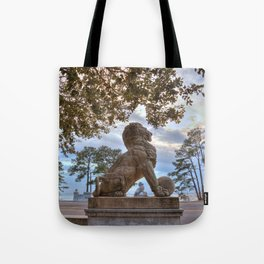 Lions Bridge At Sunset Tote Bag