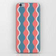 Midcentury Pattern 05 iPhone & iPod Skin