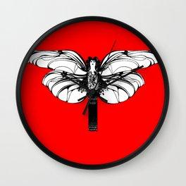 """Koloman (Kolo) Moser """"Butterfly design"""" (5) Wall Clock"""
