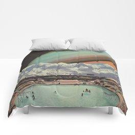Saturn Spa Comforters