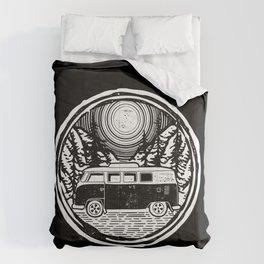 Adventure Van Comforters