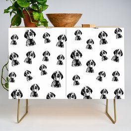 GIFTS FOR THE GERMAN POINTER SHORTHAIRED DOG LOVER,GIFTS FROM MONOFACES FOR ALL IN 2021 Credenza