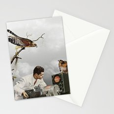 third beat III Stationery Cards
