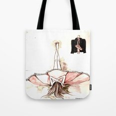 Ballet&leather Tote Bag