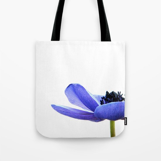 Blue Tutu Tote Bag