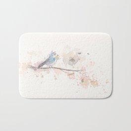 Bird II Bath Mat