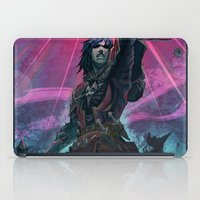 castlevania iPad Cases featuring Gabriel Belmont by Louten