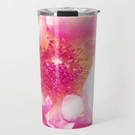 A Rose is a Rose Travel Mug
