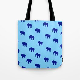 The Little Elephant  Tote Bag