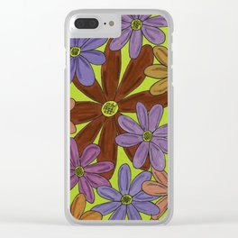 Spring Has Sprung! Clear iPhone Case